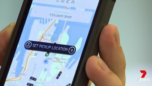 Uber set to be legalised in Queensland (7 News Queensland)