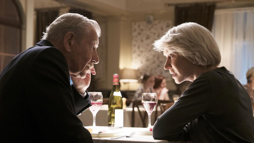 McKellen stars alongside Mirren for the first time in The Good Liar. Picture: Warner Bros