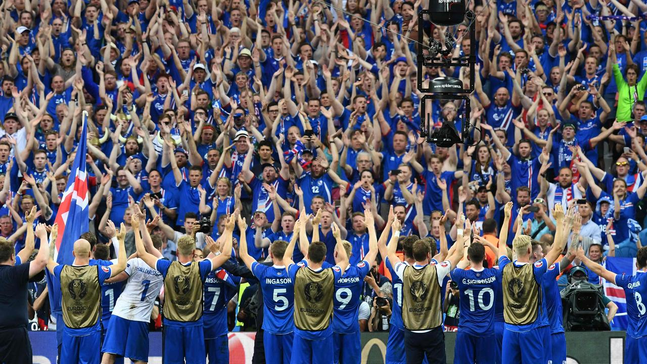 Can a smaller nation like Iceland have the same impact that they did at the European Championships in 2016?