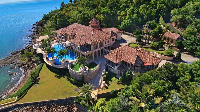 Mandalay House from above is simply breathtaking.