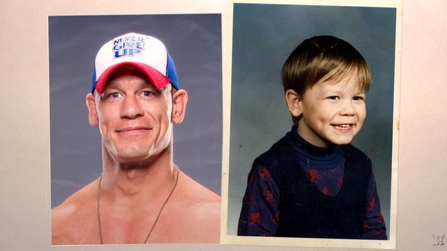 We see you, John Cena.