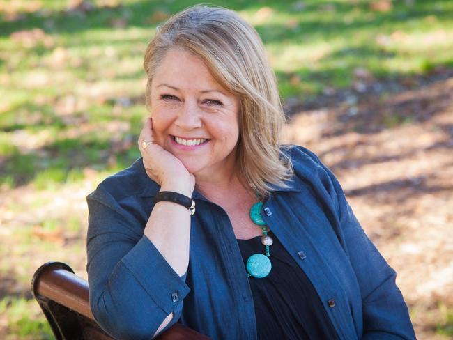 Actress/TV Host Noni Hazlehurst: A Place To Call Home, Better Homes and Gardens, Candy.