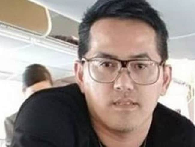 Thailand says Anupong Suebsamarn was killed in Strasbourg, France attack. Picture: Supplied