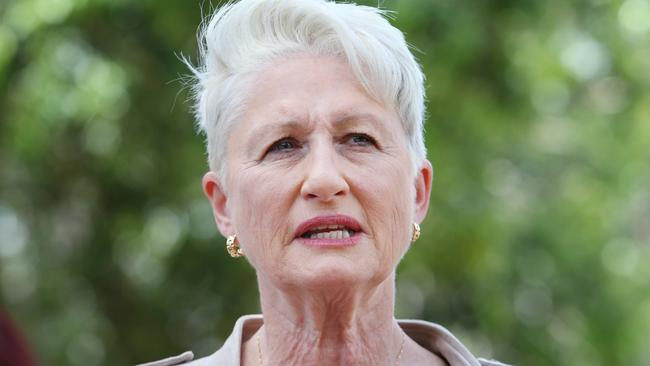 There was a 19 per cent swing against the Liberal Party at the Wentworth by-election, with independent Dr Kerryn Phelps likely to emerge victorious. Picture: Hollie Adams