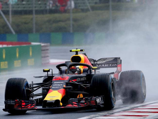 Red Bull has been let down but its engines.