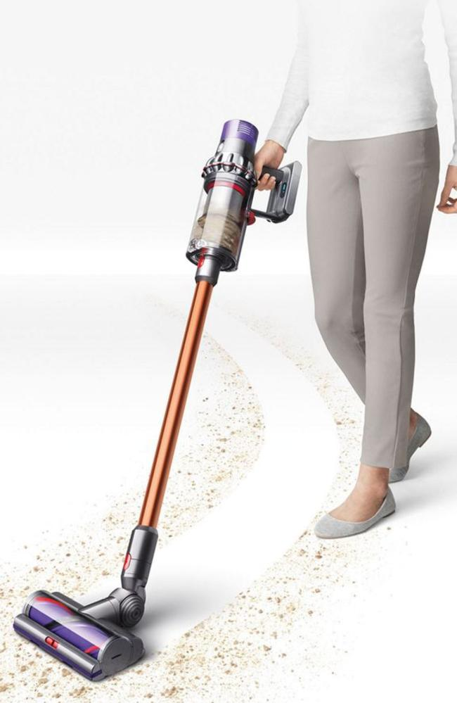 The beloved Dyson v10 cordless vacuum