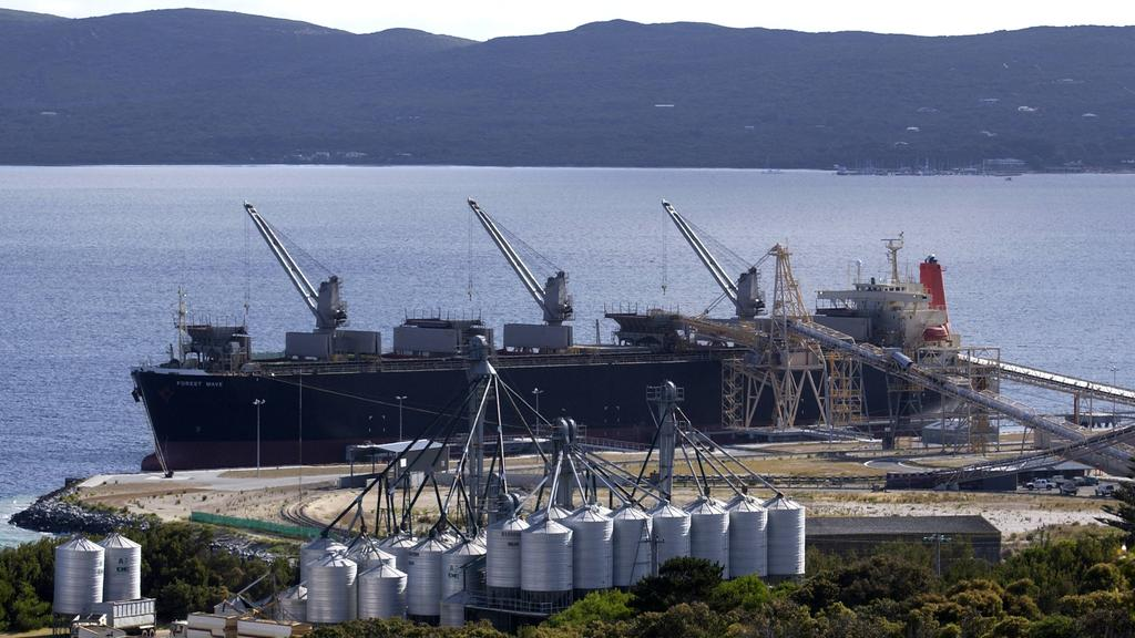 The payout was revealed in the annual report of the Southern Ports Authority. Picture: Stewart Allen