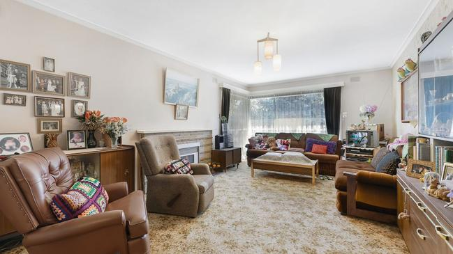 This Clayton family home, located in the heart of Monash City Council in Victoria hasn't changed hands in 60 years.