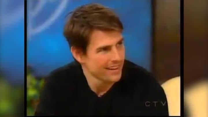 Classic Oprah Moment - Tom Cruise