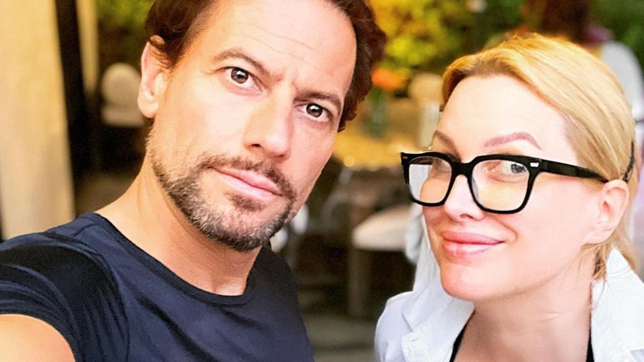 Ioan Gruffudd's wife Alice Evans calls their divorce a 'phenomenal scam' in candid video – NEWS.com.au