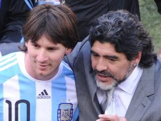 'Goes to the toilet 20 times before a game': Messi blasted by Argentina icon