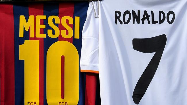 new arrival 7ead4 52a56 Most popular jersey names: Ronaldo, Messi, Neymar, Rooney ...