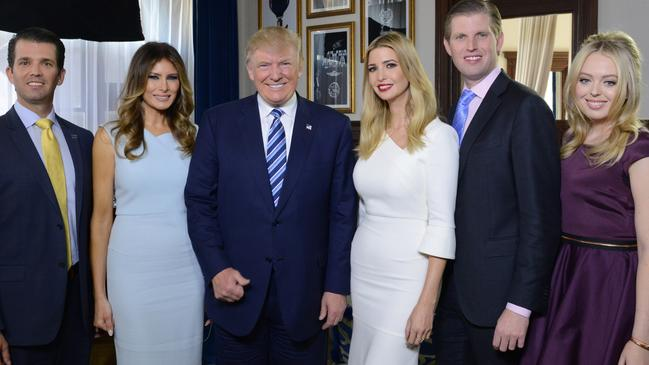 The probe is looking into the Trump Organisation's financial matters. Picture: Fred Watkins/Walt Disney Television via Getty Images