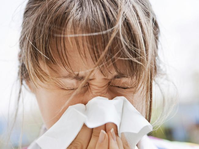Experts have said the peak of this year's flu season is likely over. Picture: iStock