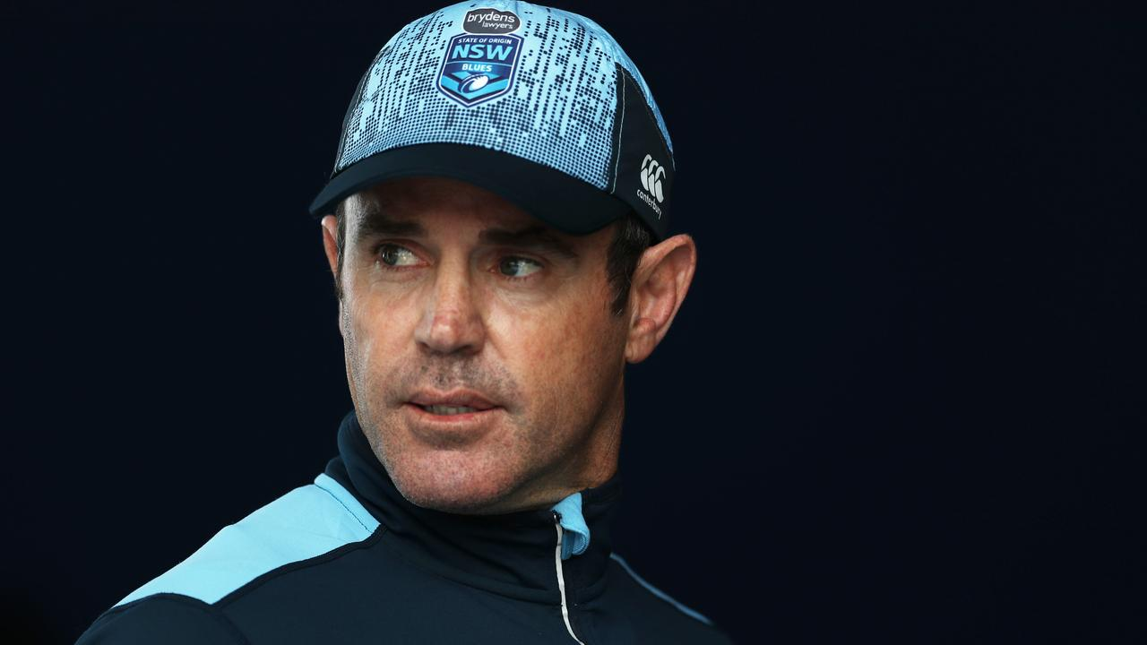 Brad Fittler has revealed his emotional discussions with injured half Nathan Cleary and his replacement Mitchell Pearce.