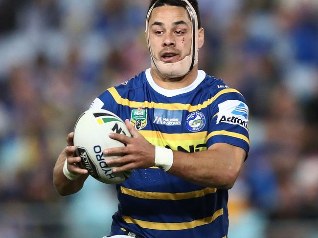 Jarryd Hayne is without a club for 2019.