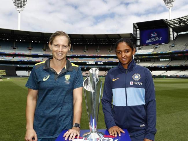 Meg Lanning and Harmanpreet Kaur have their eyes on the prize.