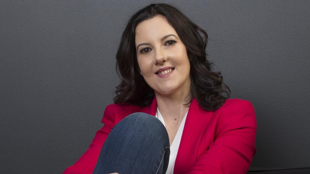 Finance expert Natasha Janssens is the founder of Women with Cents. Picture: Supplied