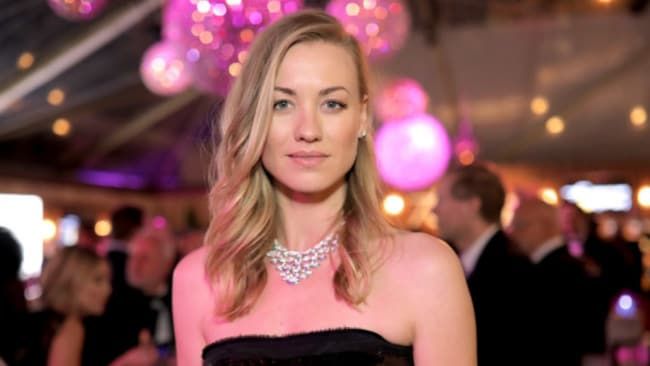 Yvonne Strahovski from the 'Handmade's Tale' will appear alongside Blanchett and Keddie. Source: Getty Images