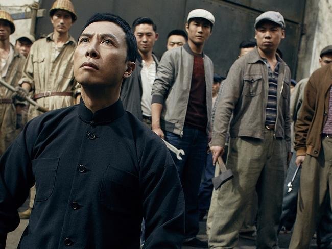 Hong Kong legend, Donnie Yen, will star in a film adaptation of the game, Sleeping Dogs.