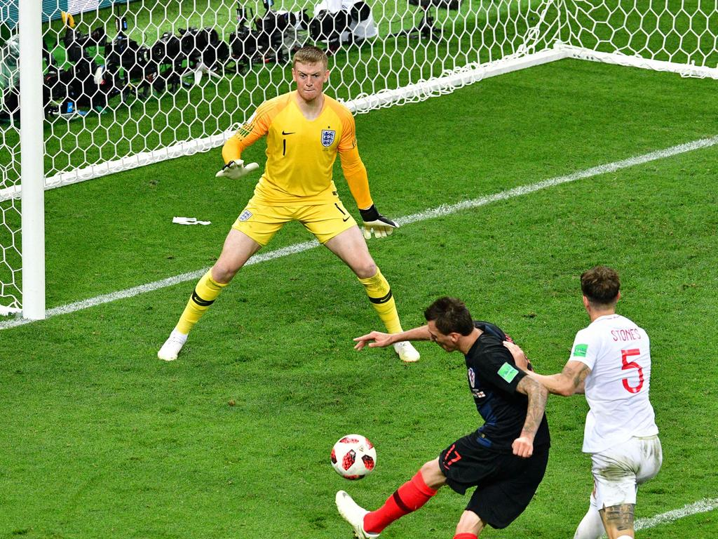 Croatia have endured three sets of extra time to make it to the final, including against England on Thursday morning.