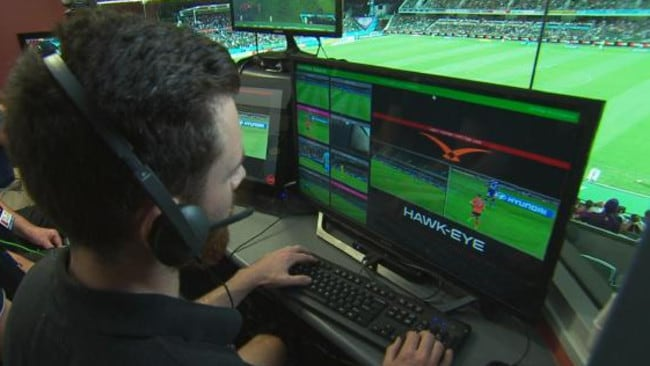 The A-League has been trialling the VAR system for months.
