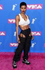 Teyana Taylor attends the 2018 MTV Video Music Awards at Radio City Music Hall on August 20, 2018 in New York City. Picture: Jamie McCarthy/Getty Images)