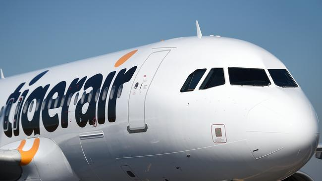 All Tigerair flights in and out of Bali today have been cancelled.