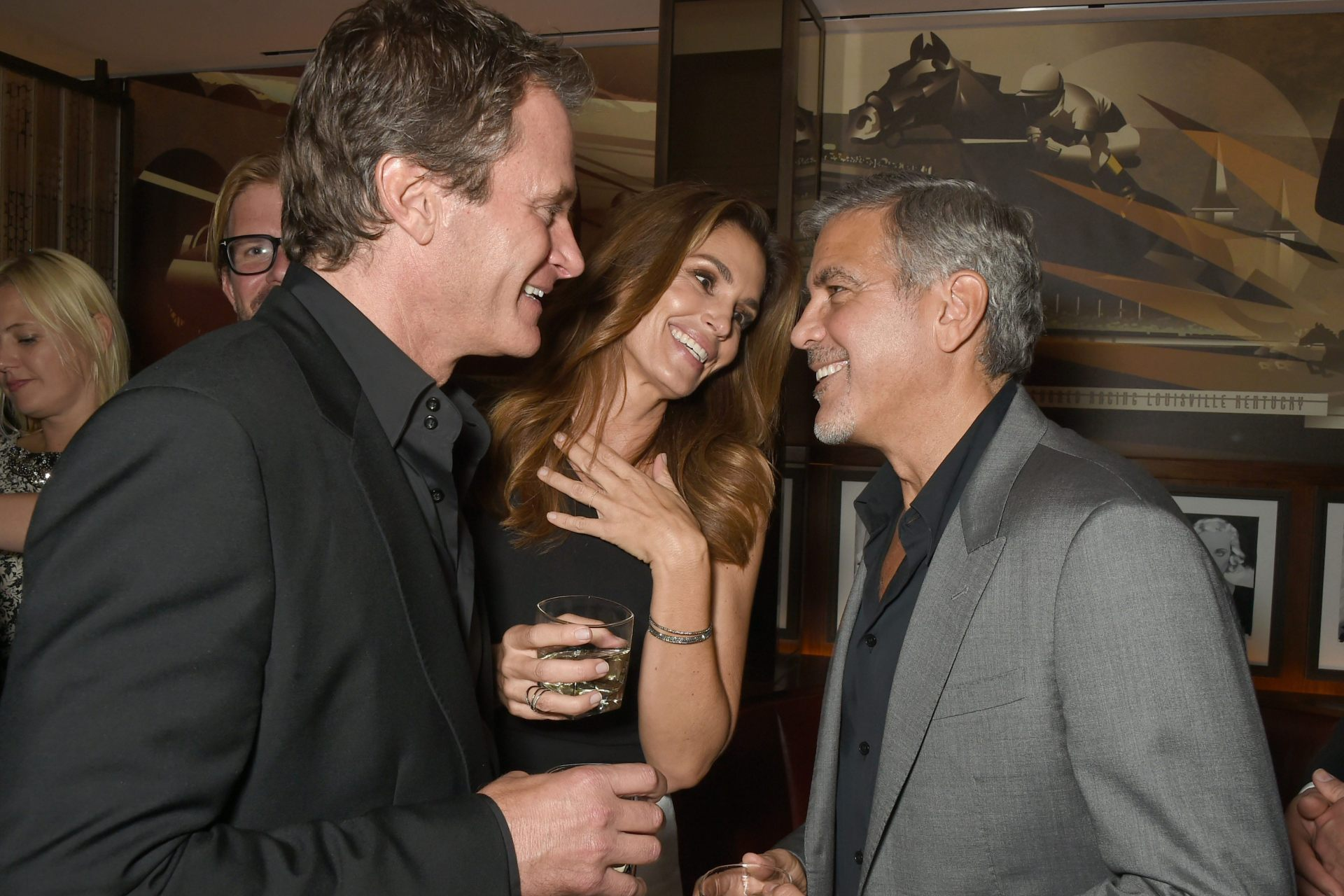 Cindy Crawford's husband, Rande Gerber, on his dream office space and working with best friend George Clooney