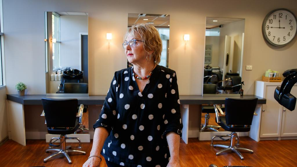 Tricia Hicks, of Hair Artistique, has already made the decision to close indefinitely as due to the rapidly spreading COVID-19.