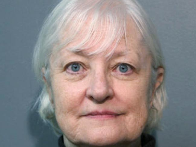 Marilyn Hartman has attempted to board flights without travel documents more than 20 times. Picture: Chicago Police Department via AP