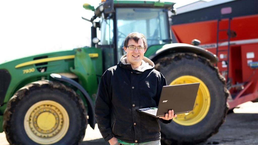 How hacking is advancing the world of farming