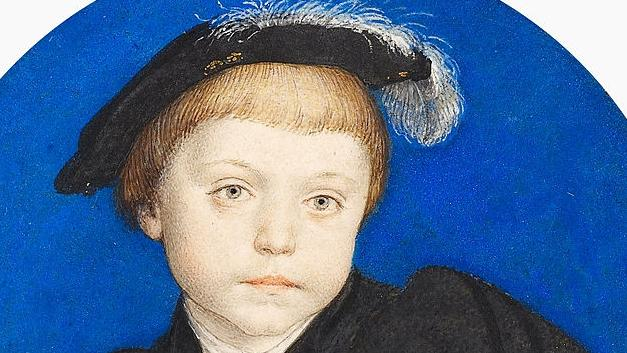 Henry Brandon reportedly died of the sweating sickness in 1551.