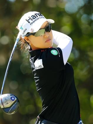 Australian World No. 6 Minjee Lee. Picture: Michael Reaves/Getty Images/AFP