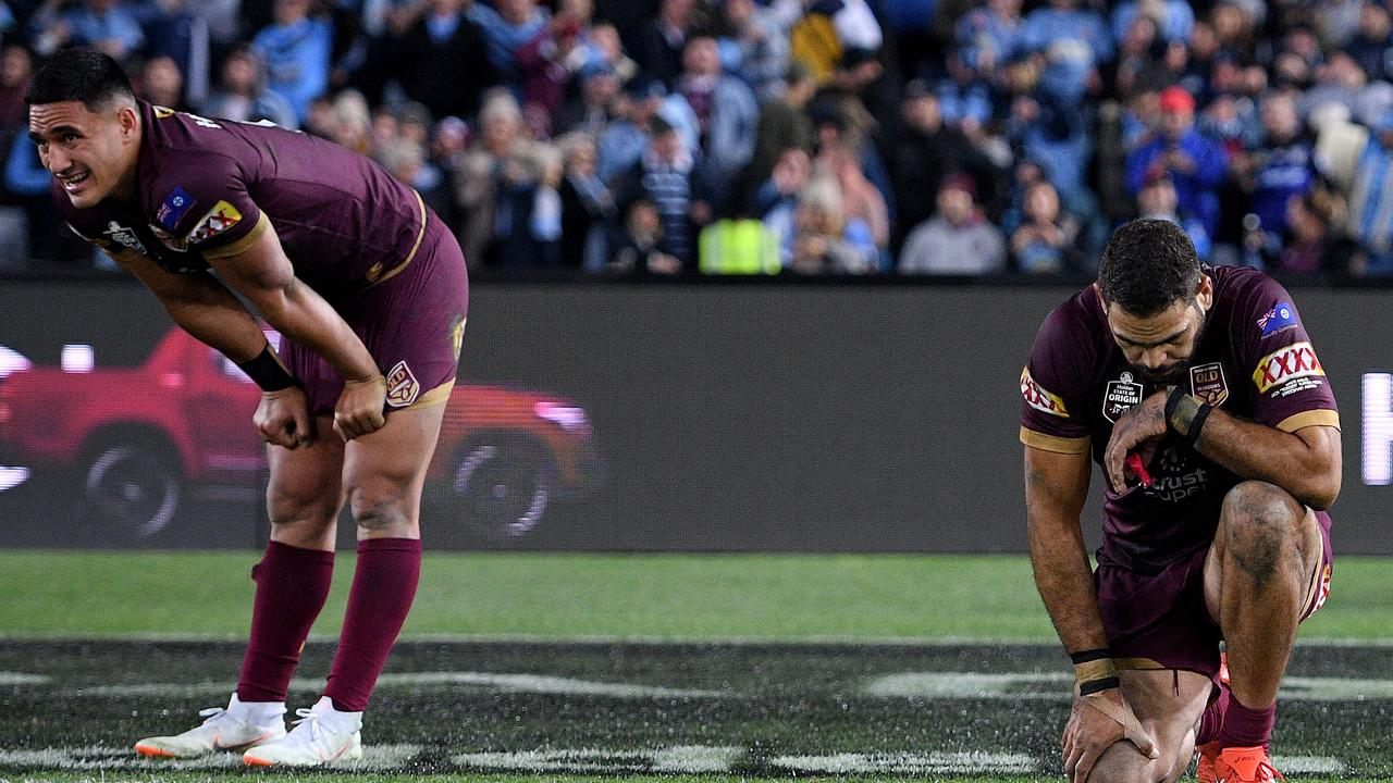Val Holmes and GI can hold their heads high in a beaten QLD side.