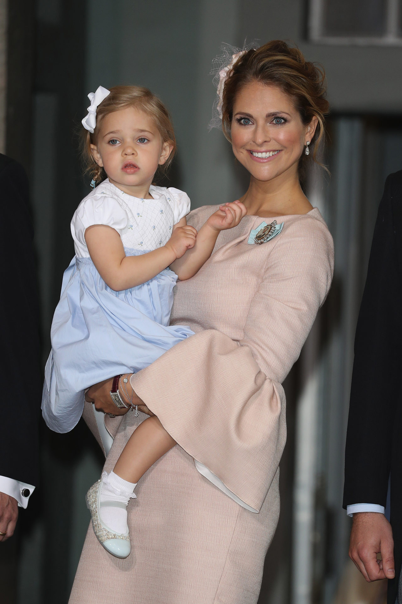 Princess Madeleine welcomes her third child and reveals the name