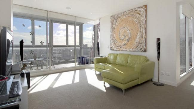 Three bedrooms ... An inner-city apartment in Adelaide will cost around $1.15 million. Picture: realestate.com.au