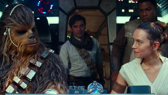 The Rise of Skywalker wraps up nine Star Wars movies (Disney/Lucasfilm Ltd. via AP)