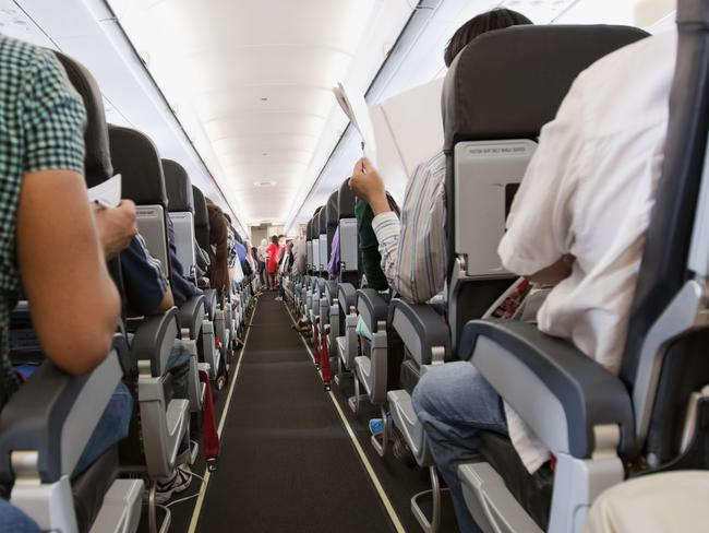 There's a push for airlines to implement women-only rows on flights.