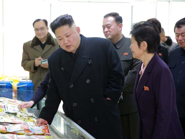 Kim Jong-un has ruled his country with an iron fist since taking over power in 2011. Picture: AFP