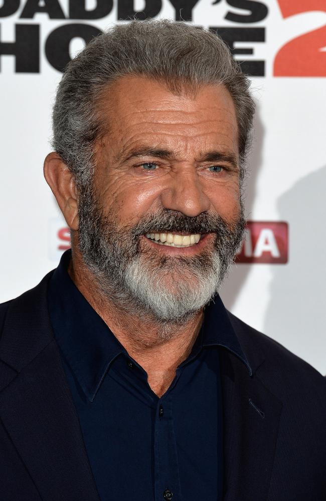 Mel Gibson. Picture: Getty Images.