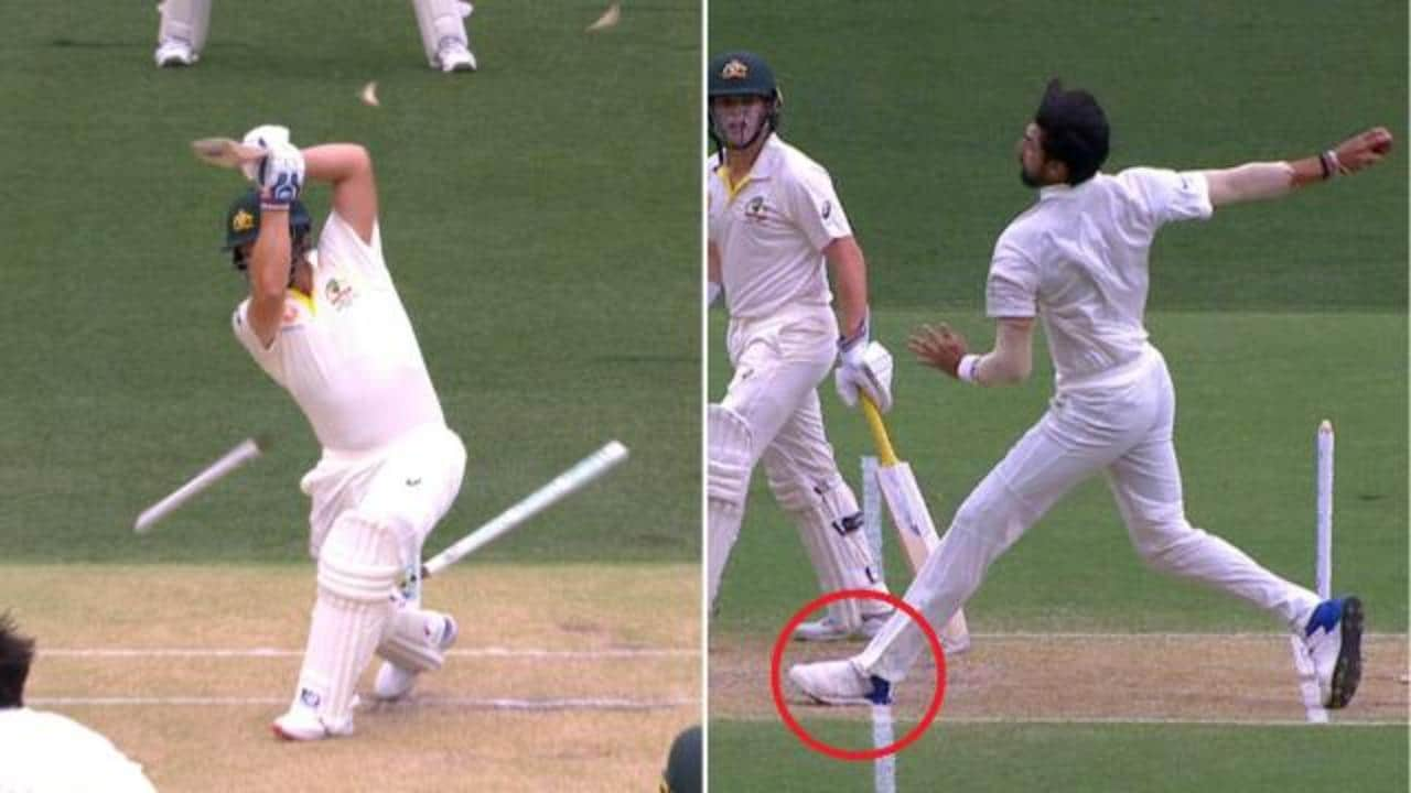 Ishant Sharma sends Aaron Finch packing for a duck