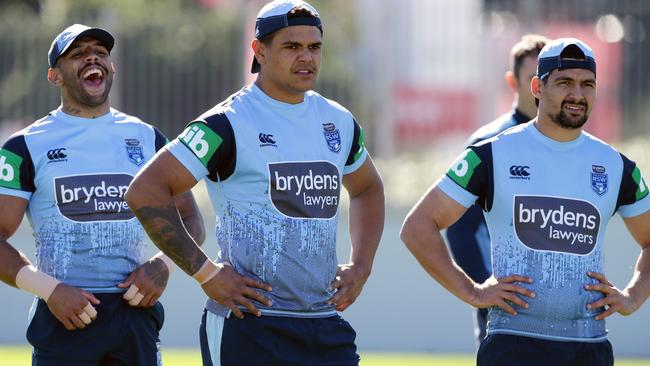 Latrell Mitchell's bond with Cody Walker is a key component in a move to Souths.