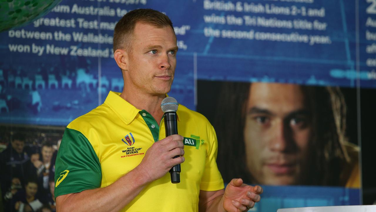 Michael O'Connor has jumped on board Tim Walsh's Australia's men's sevens team.