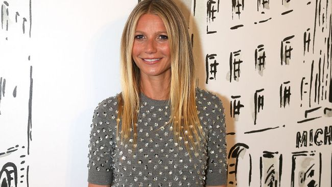 Gwyneth Paltrow attends a cocktail party hosted by Michael Kors in London. Photo: David M. Benett/Getty Images for Michael Kors.