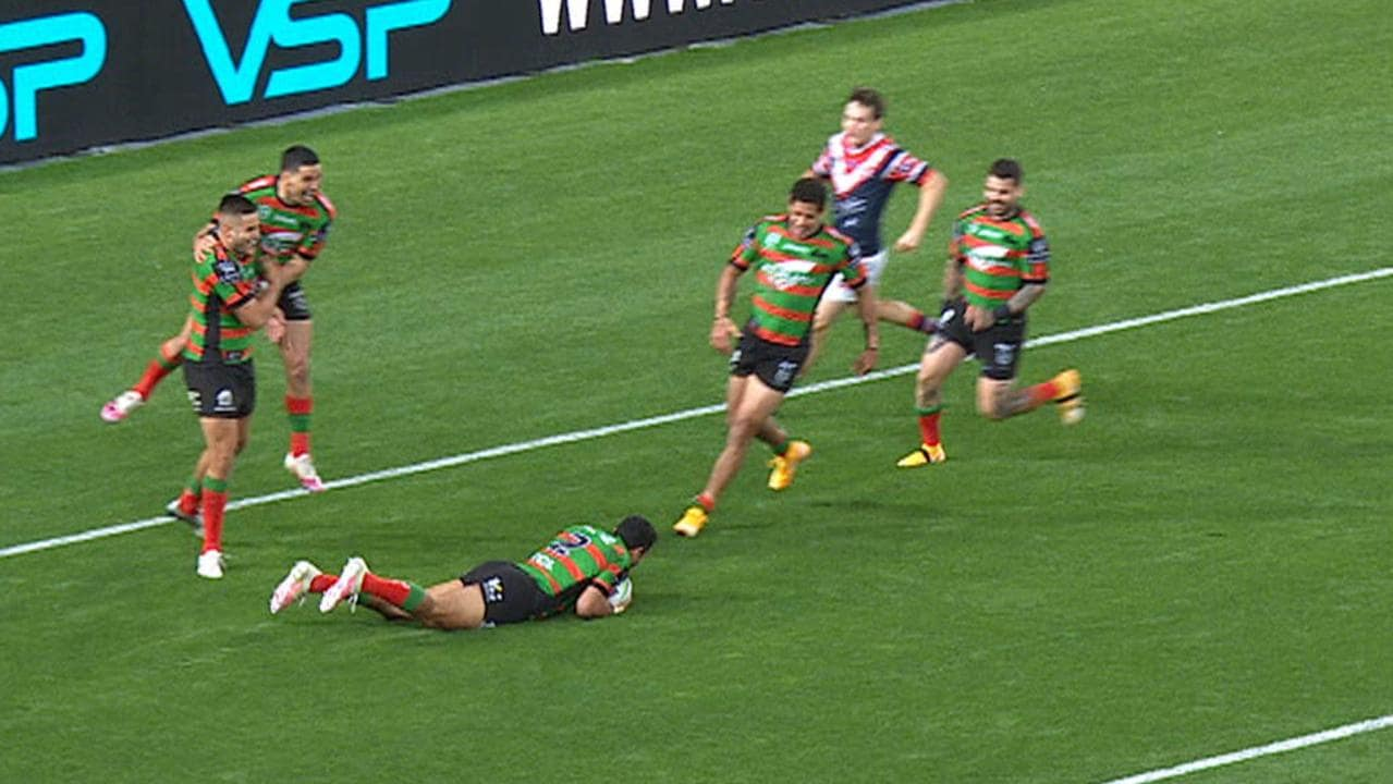 'Wonderful moment in sport': Selfless act hands Souths flyer highest tryscorer honour – Fox Sports