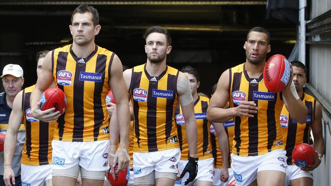 Hawthorn once again took home the AFL premiership in 2015.