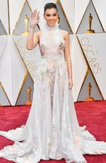 Hailee Steinfeld attends the 89th Annual Academy Awards. Picture: Frazer Harrison/Getty Images
