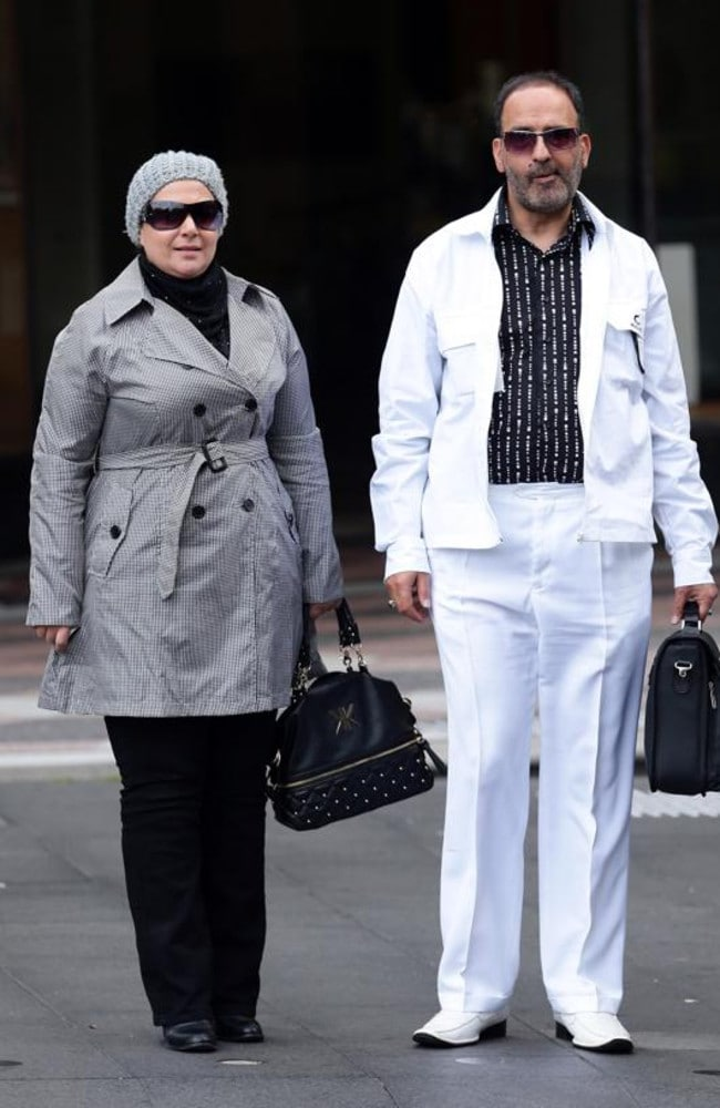 Natural born killers: Amirah Droudis and Man Monis both murdered, but he left her after dying in the Sydney siege. Picture: Sam Ruttyn