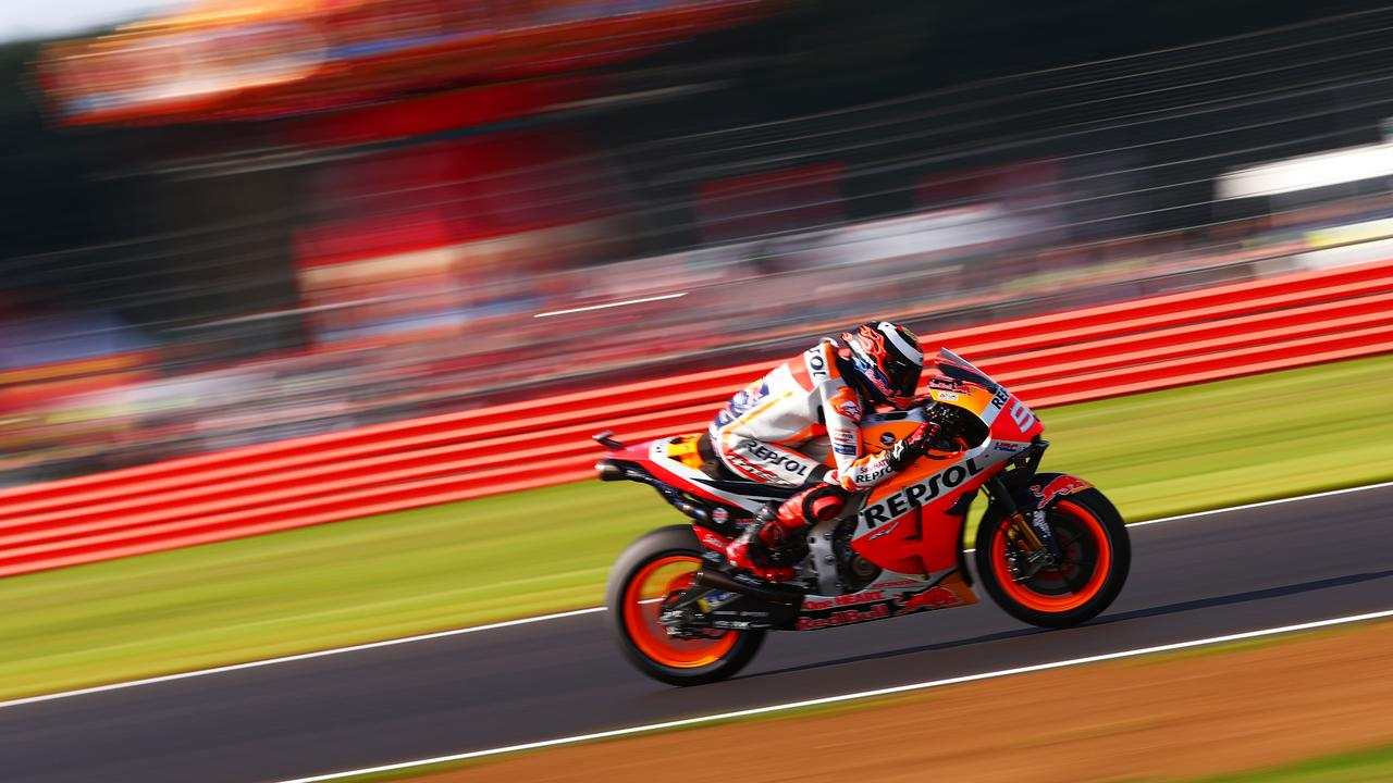 Lorenzo rides last time out at Silverstone.